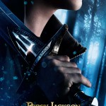 Percy Jackson Sea of Monsters poster - Logan Lerman 2