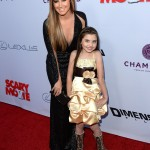 Scary Movie 5 premiere - Ashley Tisdale and Gracie Whitton