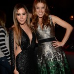 Scary Movie 5 premiere - Ashley Tisdale and Kate Walsh