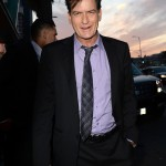 Scary Movie 5 premiere - Charlie Sheen