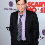 Scary Movie 5 premiere - Charlie Sheen 2
