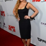 Scary Movie 5 premiere - Lindsay Lohan