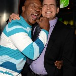 Scary Movie 5 premiere - Mike Tyson and Charlie Sheen