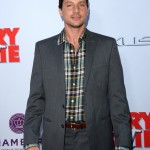 Scary Movie 5 premiere - Simon Rex