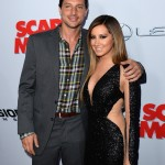 Scary Movie 5 premiere - Simon Rex and Ashley Tisdale