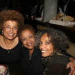 Angela Davis,  Margaret A. Burnham, and Fania Davis Jordan