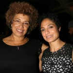 Angela Davis and Shola Lynch