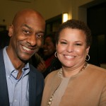BET's Stephen G. Hill & Debra Lee
