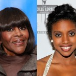 Cicely Tyson and Condola Rashad