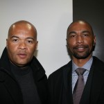 CodeBlack Entertainment's Jeff Clanagan and Quincy Newell