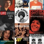 Free Angela & All Political Prisoners Angela Davis mag covers