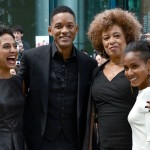 Free Angela Political Prisoners - Shola Lynch, Will Smith, Angela Davis, Jada Pinkett Smith 2