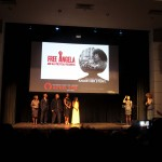 Free Angela at The Schomburg Center for Research in Black Culture