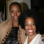 Free Angela producer Sidra Smith and Rhonda Ross Kendrick