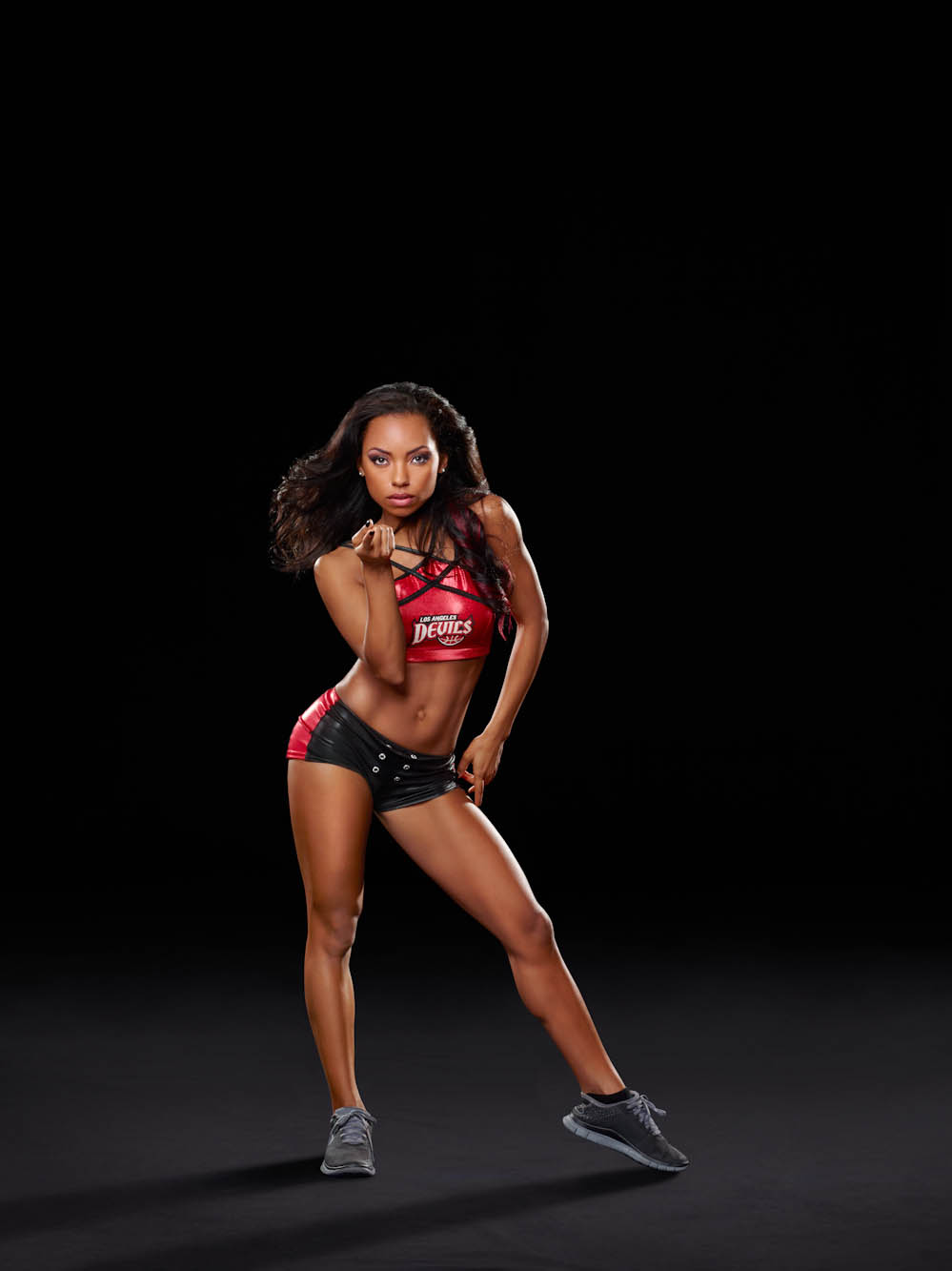 Hit the Floor – Logan Browning as Jelena Howard