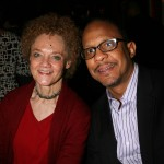 Kathleen Cleaver and George Alexander