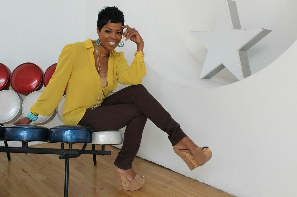 Malinda Williams 2013