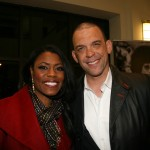 Omarosa Manigault and Vince Morgan