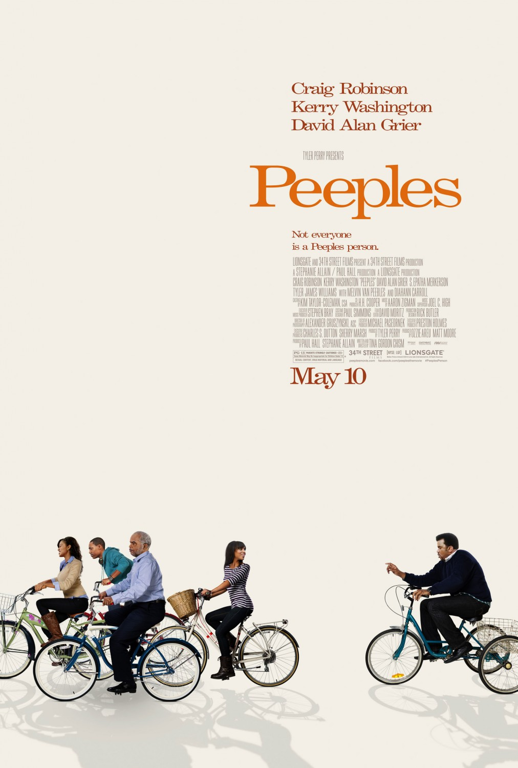 Watch Peeples (2013) Full Movie on FMovies.to