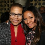 Publicists Terrie M. Williams and Marvet Britto
