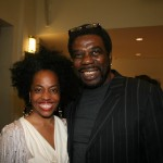 Rhonda Ross Kendrick and husband, jazz musician Rodney Kendrick