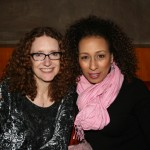 Tamara Tunie and friend