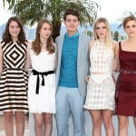 The Bling Ring - Katie Chang, Taïssa Fariga, Israel Broussard, Claire Julien and Emma Watson