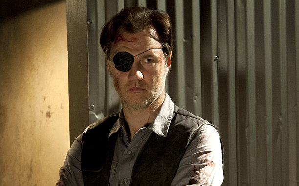 Walking Dead The Governor