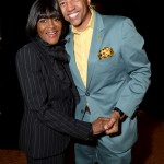 Tony Awards Meet Nominees - Cicely Tyson and Kevin Liles