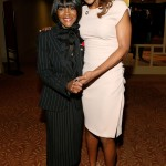 Tony Awards Meet Nominees - Cicely Tyson and Patina Miller