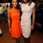 Tony Awards Meet Nominees - Valisia Lekae and Patina Miller