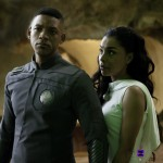 After Earth Will Smith and Sophie Okonedo 1
