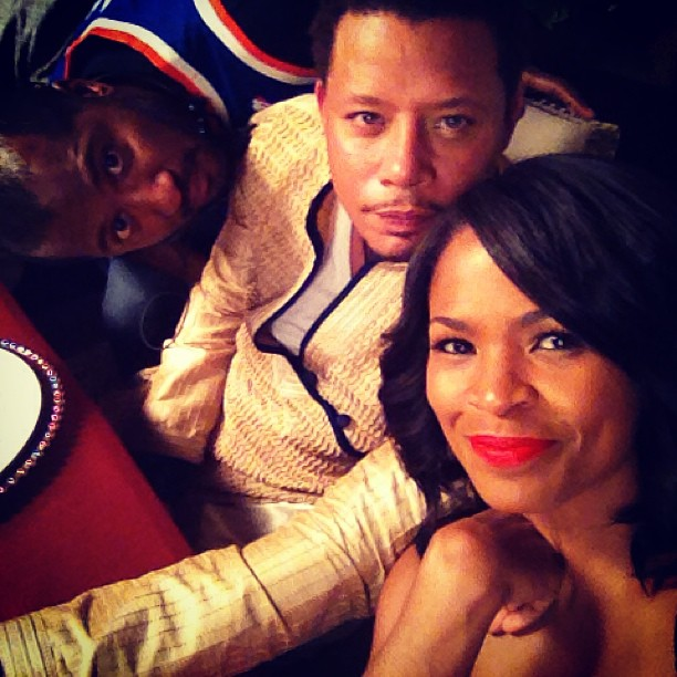 Terrence howard dating nia long