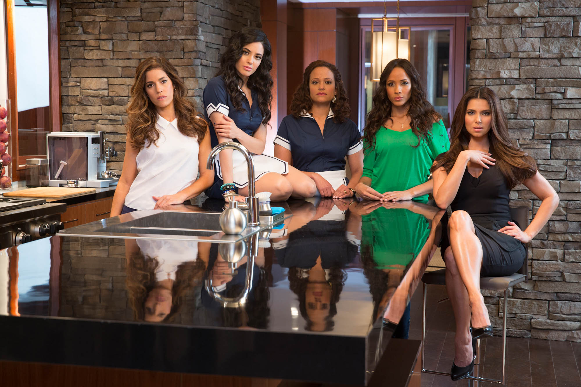 Devious Maids The Complete First Season Hits Dvd On March