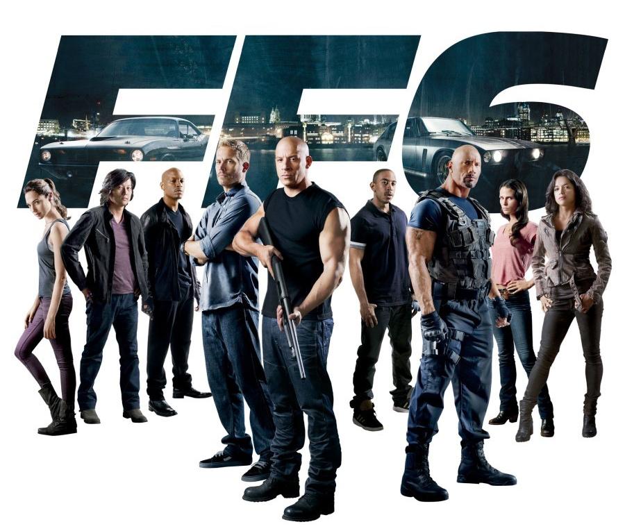 Fast & Furious 6 - blackfilm.com/read | blackfilm.com/read