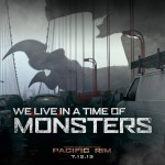 Pacific Rim monster poster