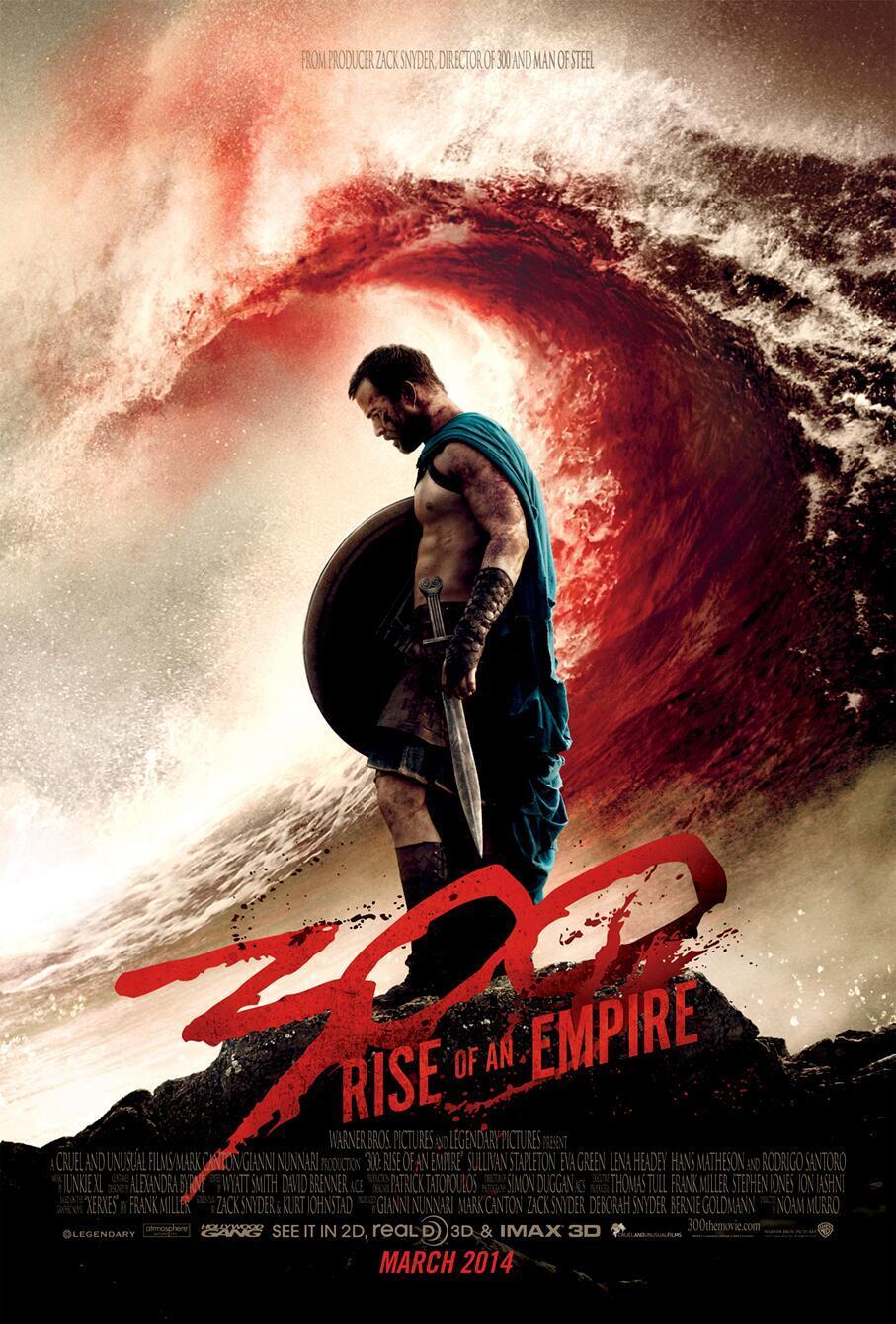 300 – A Ascensão Do Império (2014) Blu-Ray 720p / 1080p / 3D 5.1 CH Dublado