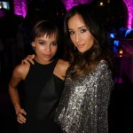 Divergent - Zoe Kravitz and Maggie Q