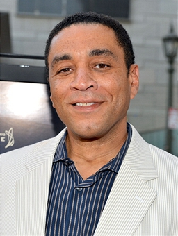 harry lennix wedding