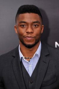 MOS Premiere - Chadwick Boseman