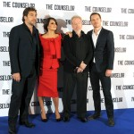 The Counselor - Javier Bardem, Penelope Cruz, Ridely Scott and Michael Fassbender