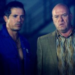 The Counselor - John Leguizamo and Dean Norris