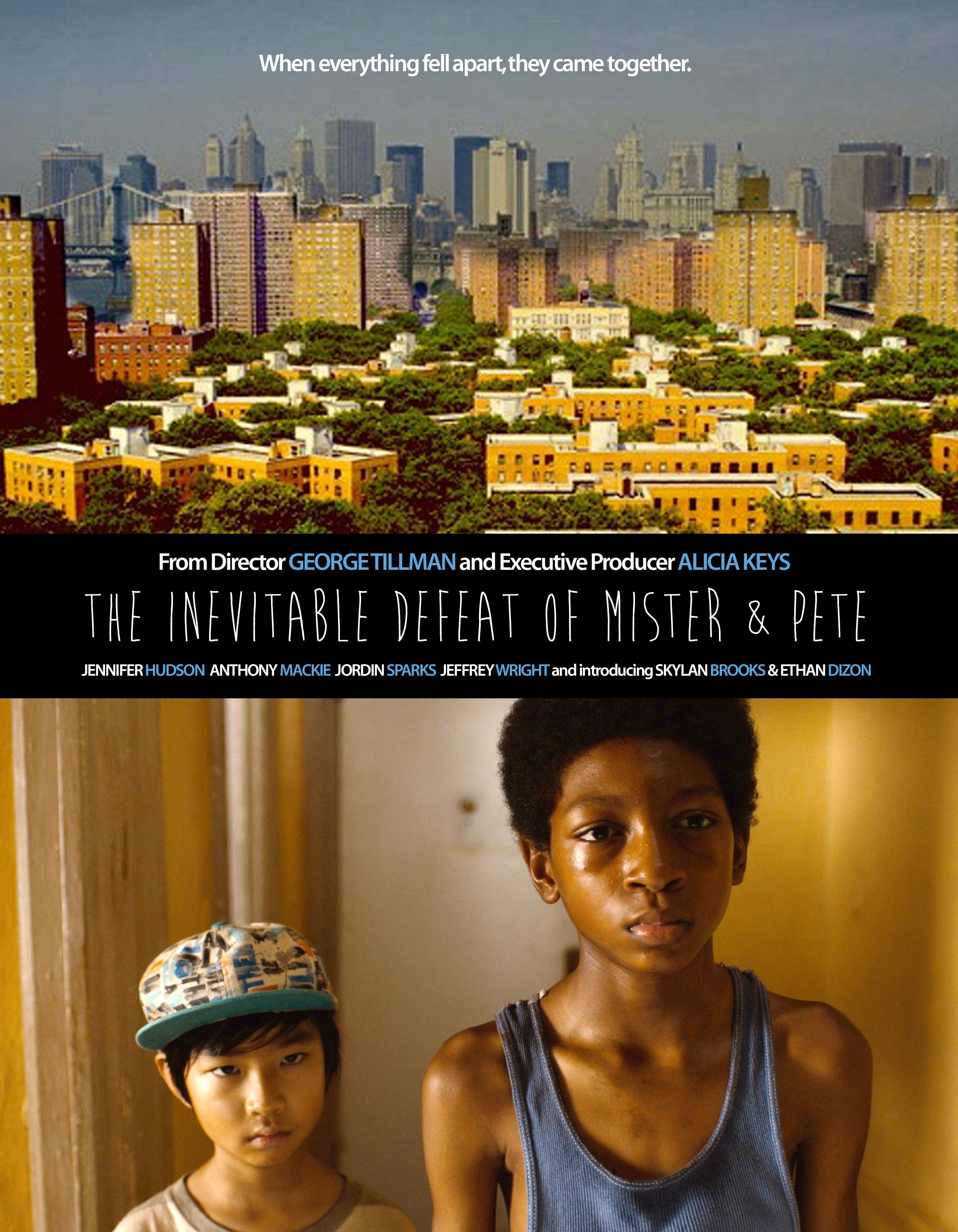 The Inevitable Defeat of Mister and Pete - blackfilm.com ...