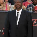 WWZ NY Premiere - Fana Mokoena 2
