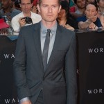 WWZ NY Premiere - James Badge Dale 2
