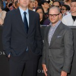 WWZ NY Premiere - Screenwriters Drew Goddard and Damon Lindelof