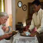 Lee Daniels' The Butler - Vanessa Redgrave and Michael Rainey Jr.