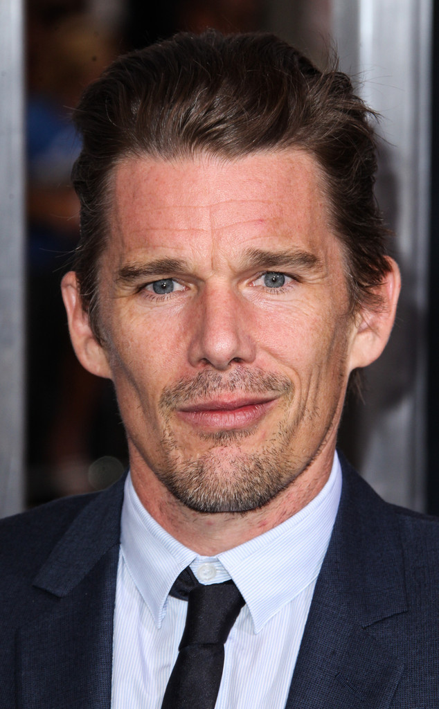 Ethan Hawke Makes a Cl...