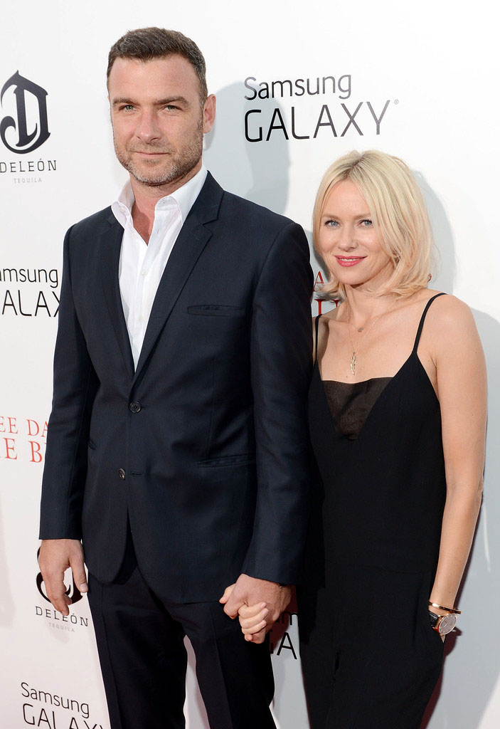 Liev Schreiber and Naomi Watts 2Liev Schreiber And Naomi Watts