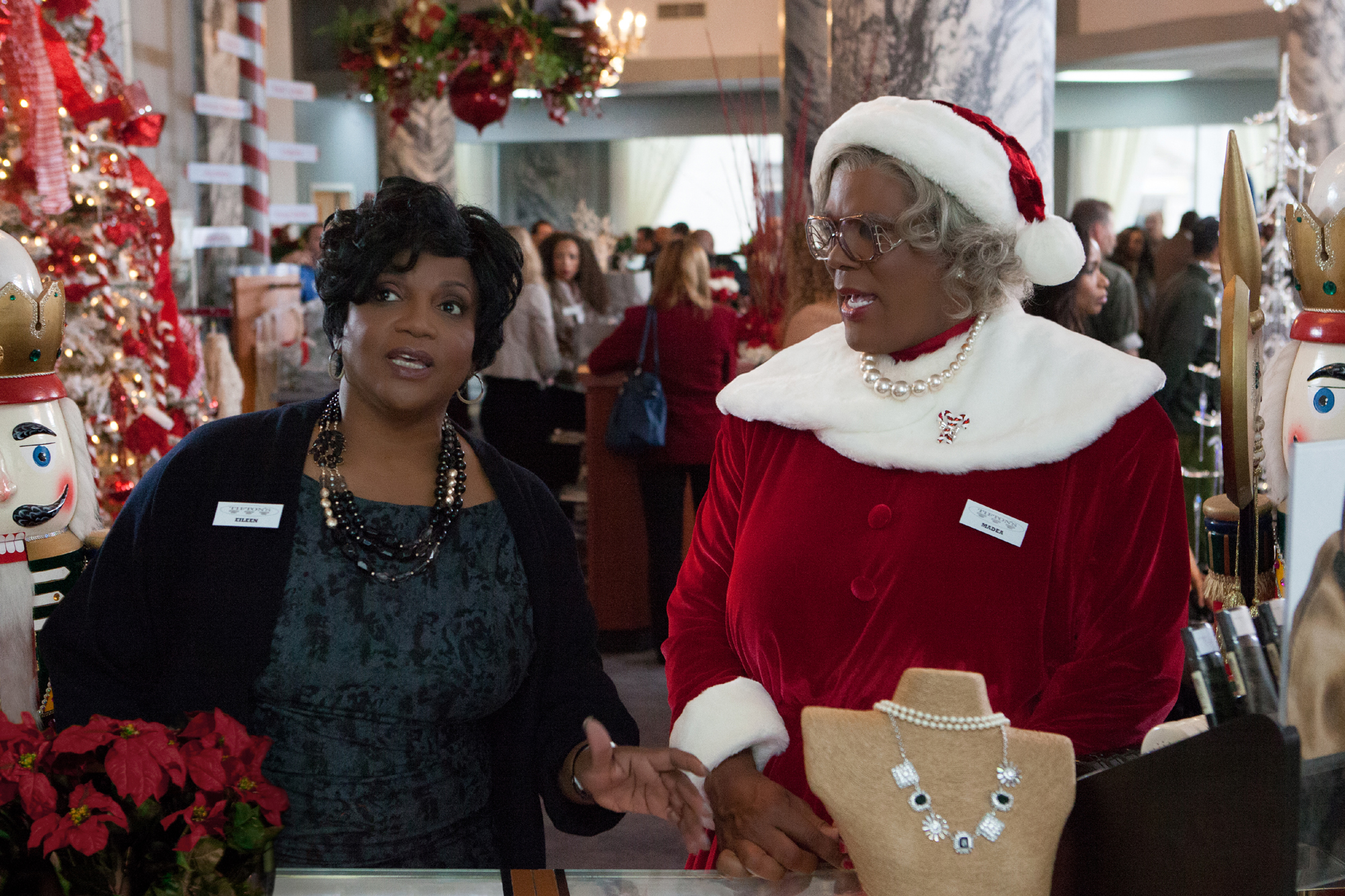 First pic from tyler perry s a madea christmas blackfilm com read